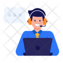 Csr Customer Support Sales Support Icon