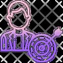 Gcustomer Target Icon