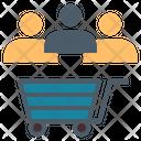 Customer Purchaser Buyer Icon