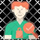 Customer Validation Validation Client Icon