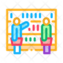 Counter Customer Business Icon