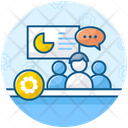 Customers Insights Employee Information Employee Data Icon