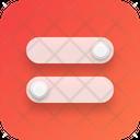 Customization Neumorphism Interface Icon