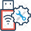 Customize pendrive Icon
