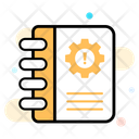 Customized Notebook Icon