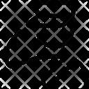 Customs Gate Human Icon