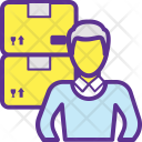 Customs Broker Icon