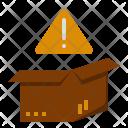Customs examination Icon