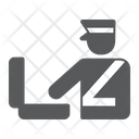 Customs Inspection Icon