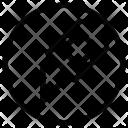 Cut Cutter Icon