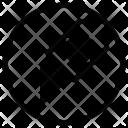 Cut Trim Icon