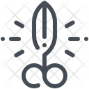 Cut Scissors Tailor Icon