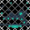 Cut Sharp Separation Icon