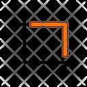 Cut Tool Cutting Icon