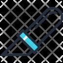 Cut Cutter Design Icon