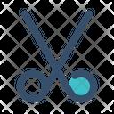 Cut Clipboard Scissor Icon