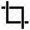 Cut Edit Image Icon
