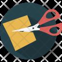 Cut Away Icon