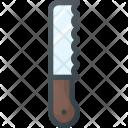 Cut Knife Bread Icon