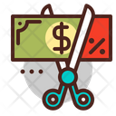 Cut Discount Discount Offer Icon