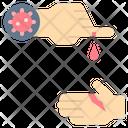 Cut Finger Spread Icon
