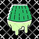 Cut Leaf Green Icon