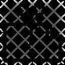 Cut Line Icon