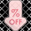 Cut Price Icon