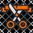 Cut Ribbon Icon
