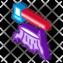 Ax Hatchet Stub Icon