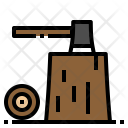 Cut wood Icon