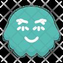 Cute Emoticon Emoji Icon