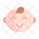 Cute Baby Icon