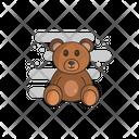 Cute Bear Bear Animal Icon