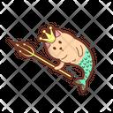 Animal Vector Mermaid Icon