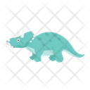 Cute Dinosaur Icon