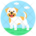 Animal Puppy Pet Icon