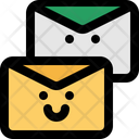 Email Mail Collection Icon