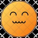 Cute Face Emoji Face Icon