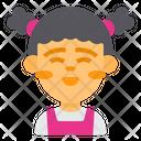 Cute Girl Girl Cute Icon