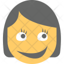 Long Lashes Emoji Icon