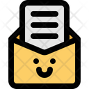 Email Mail Note Icon