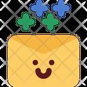 Cute Mail Spirit Icon