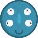 Cute Monster Icon