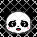 Panda Angry Bear Icon