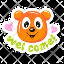 Cute Teddy Icon