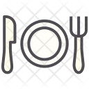 Cutlery Diner Equipment Icon