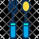 Spoon Fork Kitchen Utensils Icon