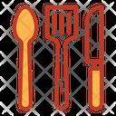 Cutlery Kitchen Equipment Kitchen Utensils Icon