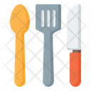 Cutlery Kitchen Equipment Kitchen Utensils Icon